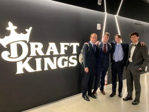 MQP 2018-2019 DraftKing Project