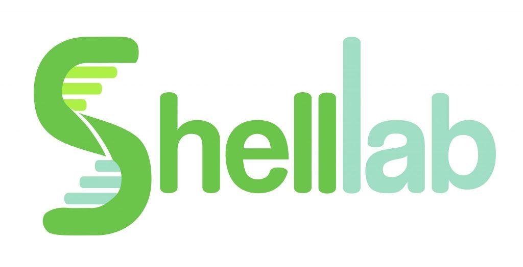 ShellLab Logo fondo blanco cropped