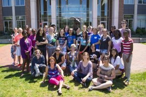 Girls Inc. Rocket Science camp